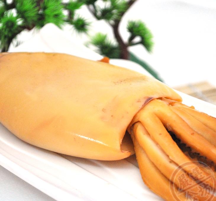 燻燒大卷 煙燻魷魚